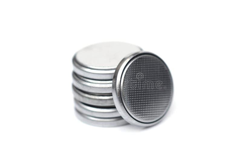 Lithium-Batterie stockbild