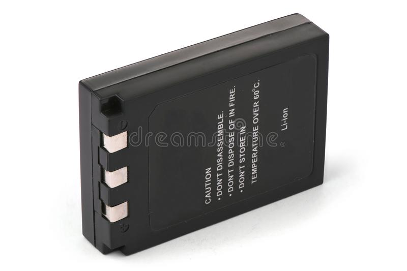 Lithium Ion Battery lizenzfreie stockfotos