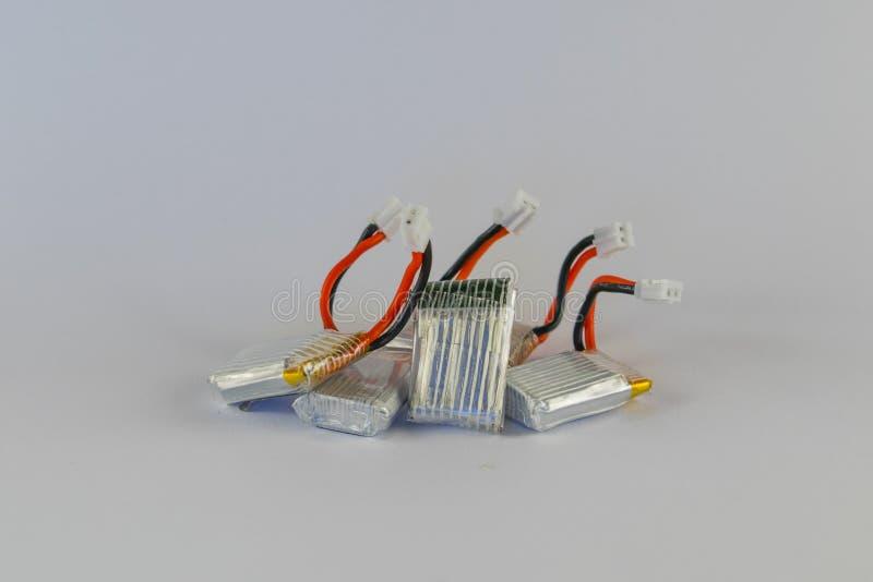 Lithiumpolymerbatterie lizenzfreie stockbilder