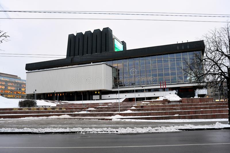 Vilnius City Opera Repertuaras