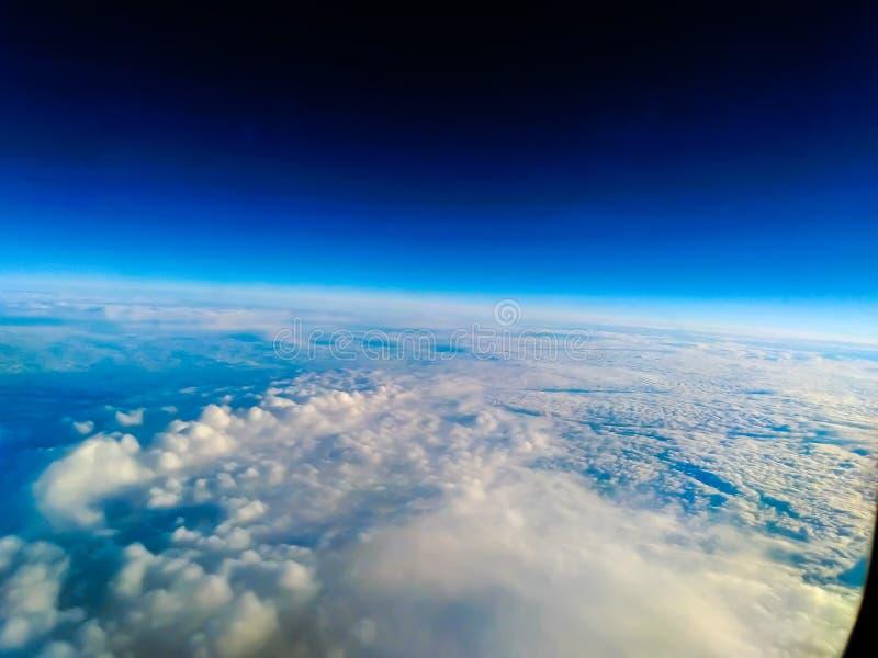 Lithuanian sky stock photos