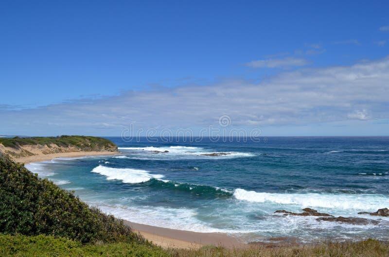 Download Litoral foto de stock. Imagem de verde, nuvem, oceano - 29842490