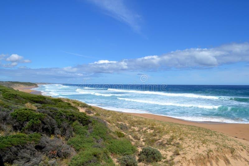 Download Litoral imagem de stock. Imagem de bast, surf, austrália - 29843291