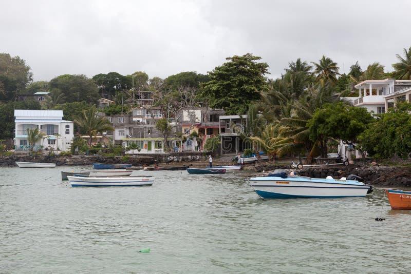 Litoral de Mauritius Island imagens de stock royalty free