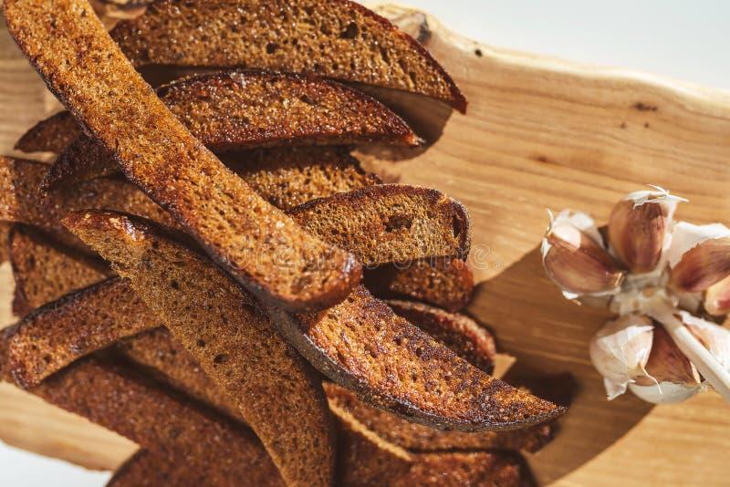 Litouws gebraden brood royalty-vrije stock foto's