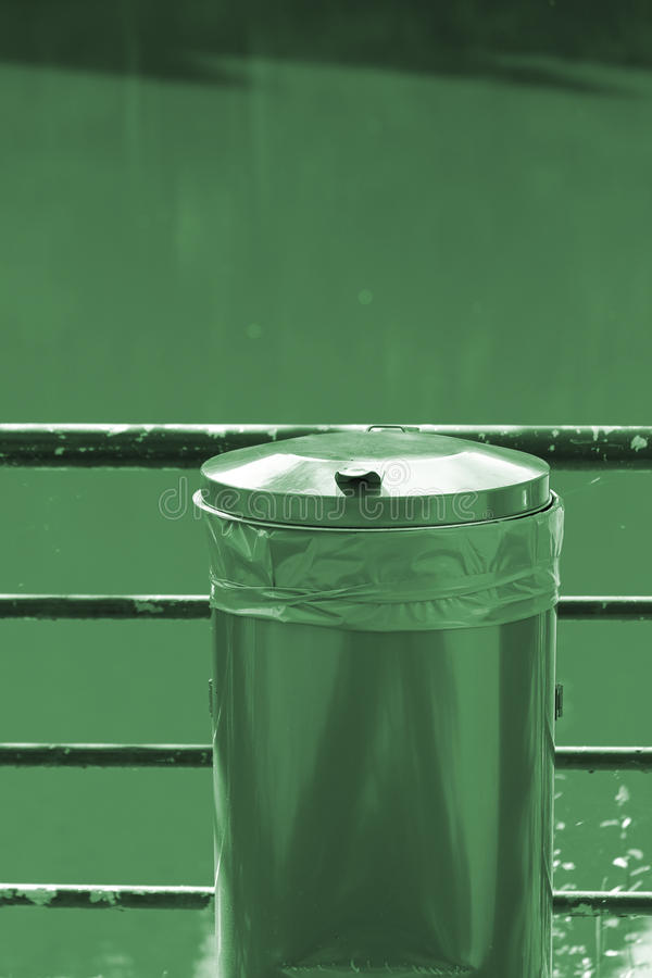Download Litter bin stock image. Image of rubbish, recycling, environmental - 22496429