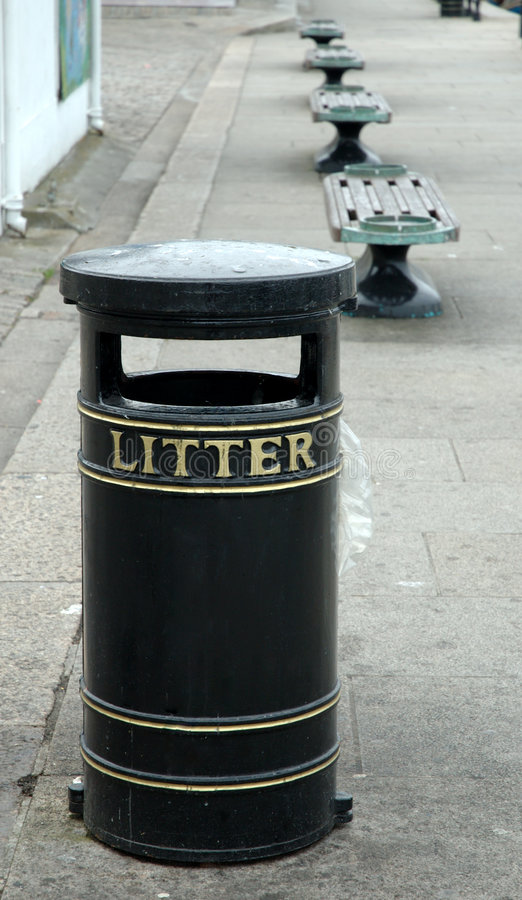 Download Litter Bin Stock Images - Image: 794944
