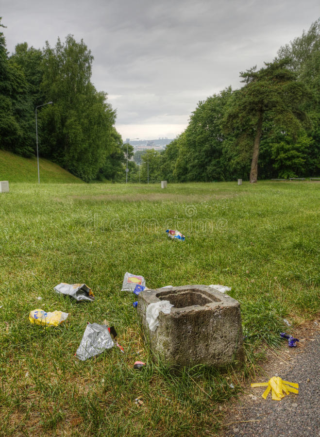 Download Littering stock image. Image of plastic, contamination - 20962685