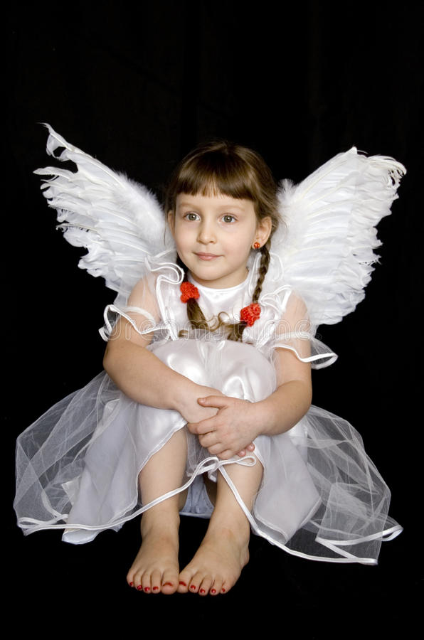 Free Little Angel Stock Photography - 11022562