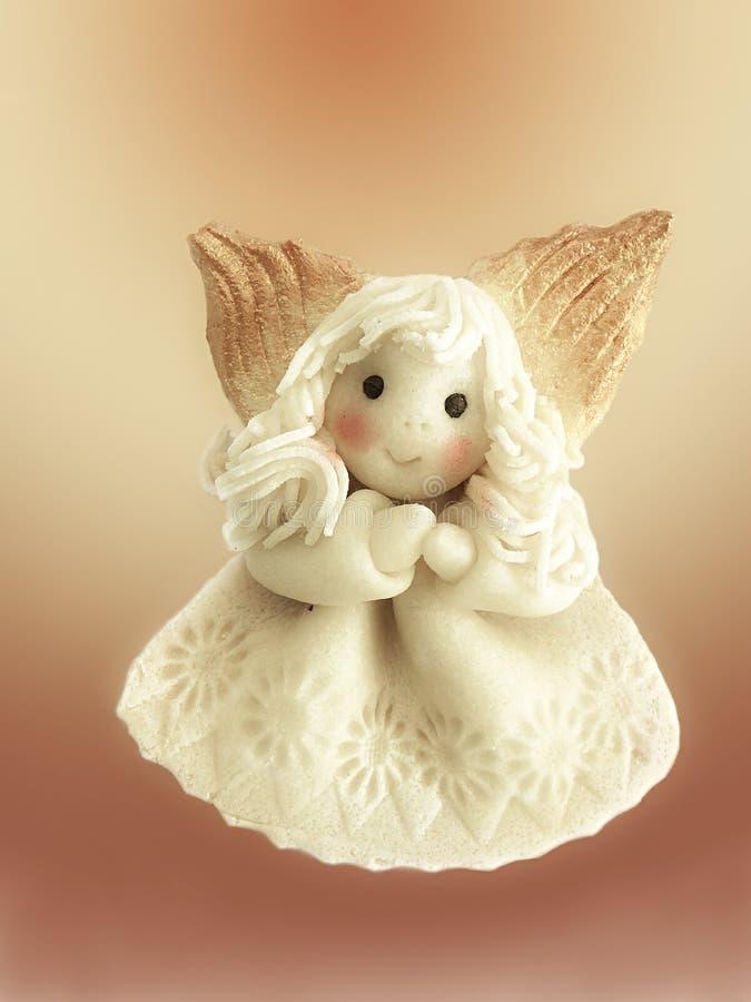Download Little angel stock image. Image of religion, flying, decoration - 267331