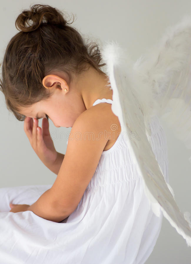 Download Little Angel Stock Images - Image: 27445954