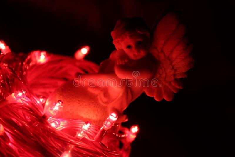 Little angel stock image