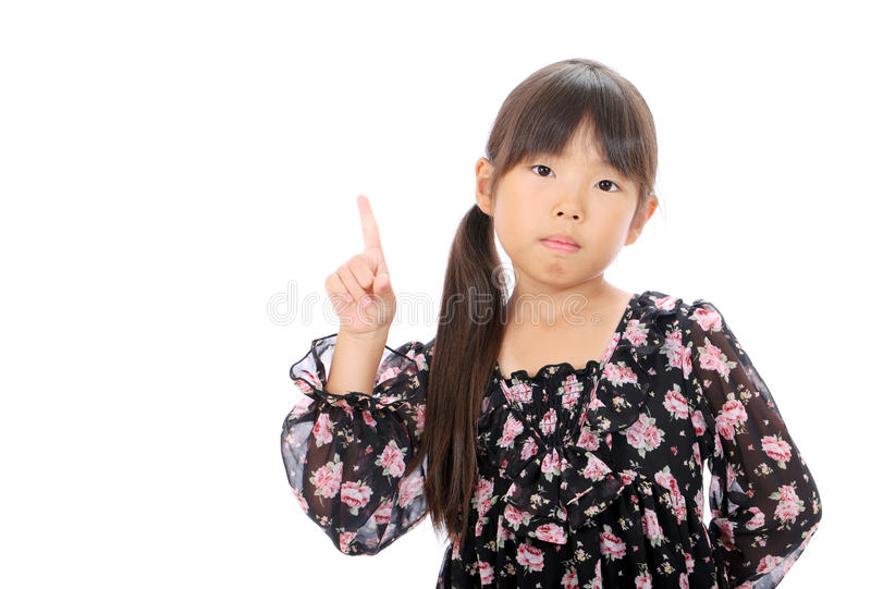 Download Little asian girl stock photo. Image of copy, beauty - 27631646