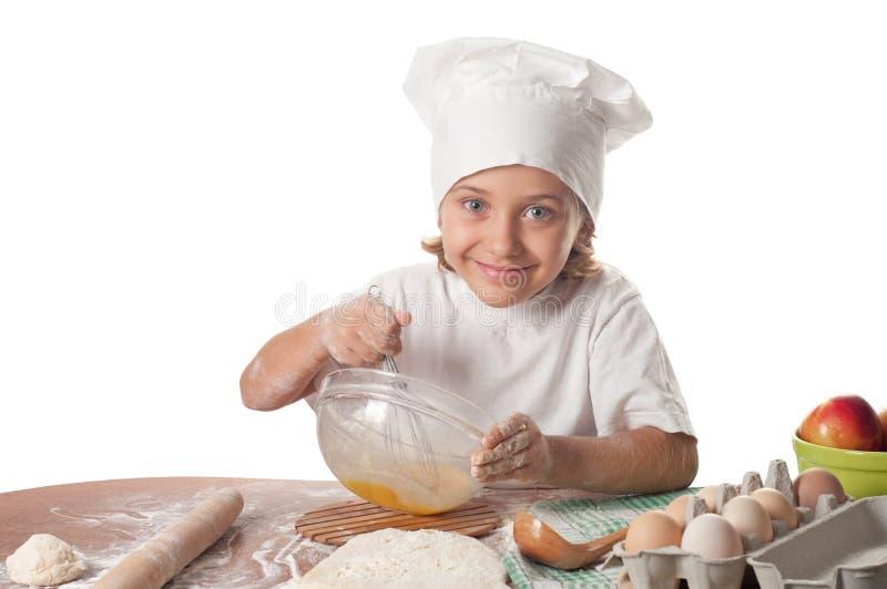 Little bake royalty free stock photo