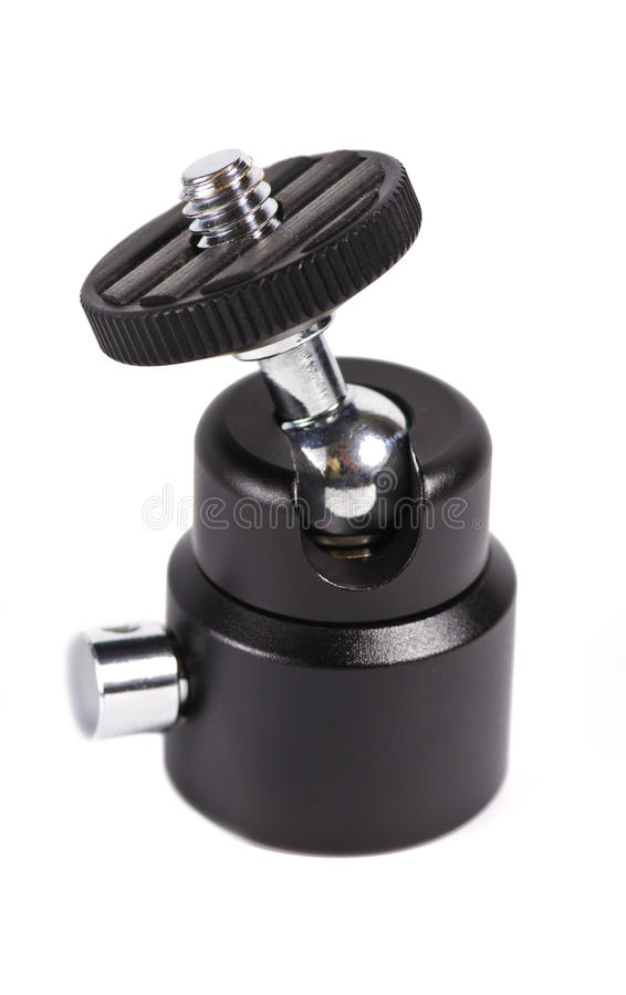 Download Little ball head tripod stock photo. Image of head, photographer - 24099390
