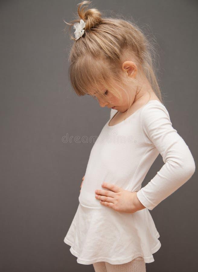Free Little Ballerina Stock Photo - 55679430