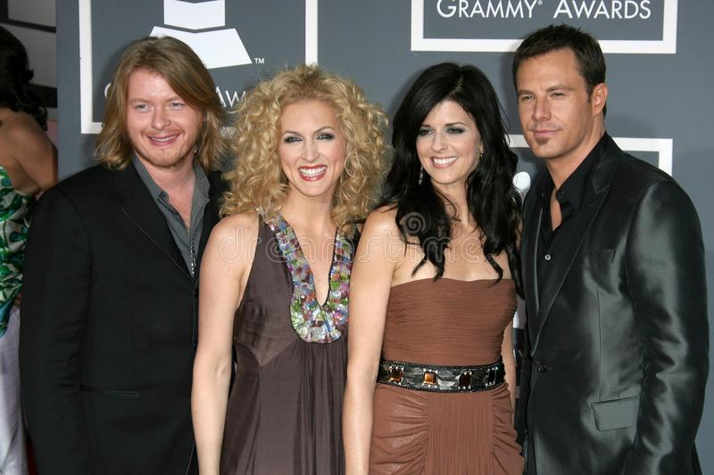 Little Big Town Editorial Stock Image