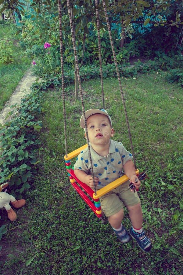 Little Boy photographie stock
