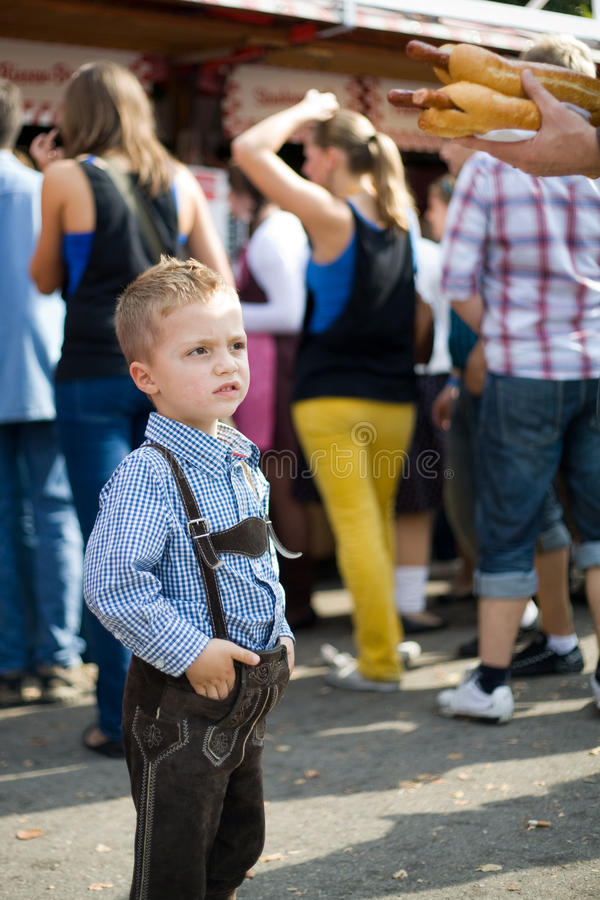 Download Little boy editorial photography. Image of bavaria, oktoberfest - 20098777