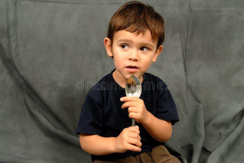 Little Boy imagem de stock royalty free