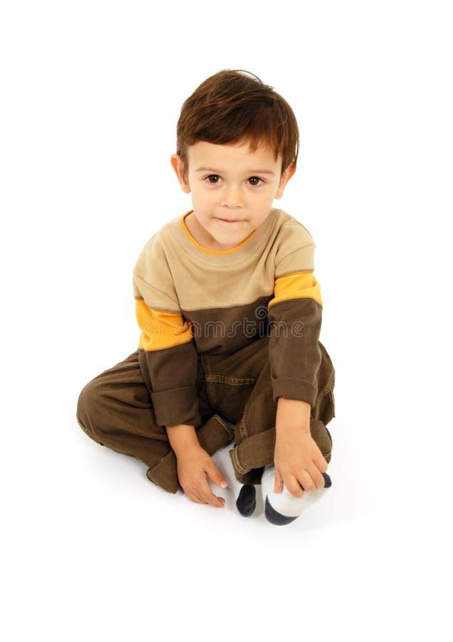 Little Boy immagine stock libera da diritti