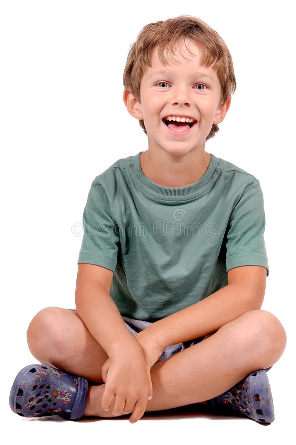 Free Little Boy Royalty Free Stock Photography - 34823847