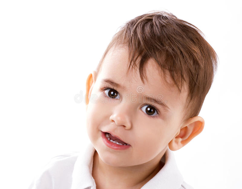Little Boy fotografie stock