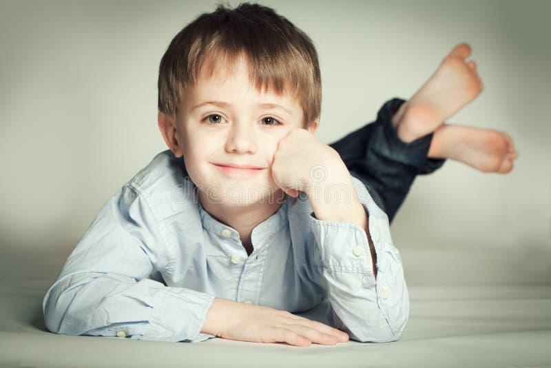Little Boy foto de archivo