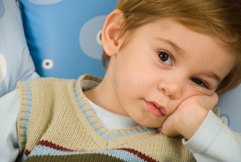 Little Boy imágenes de archivo libres de regalías