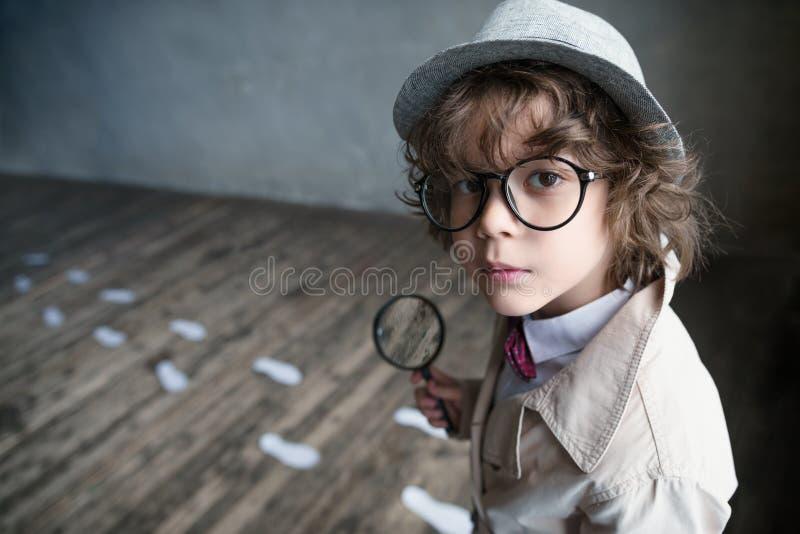 Little Boy foto de stock royalty free