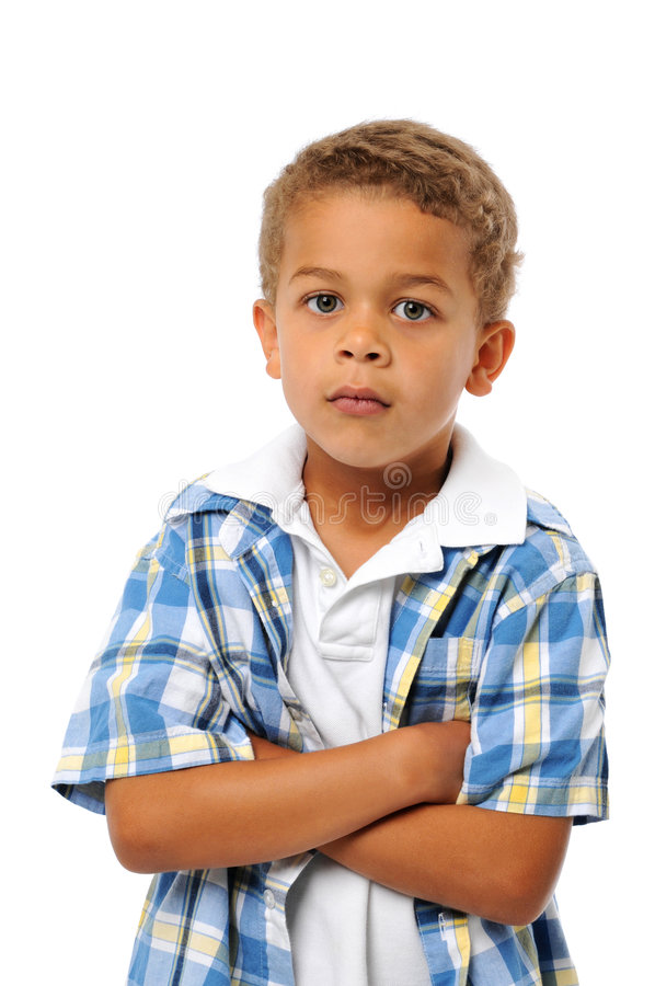 Little Boy stockfotografie