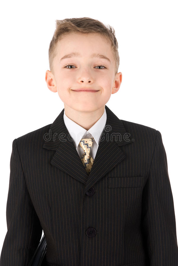 Little Boy bonito imagem de stock royalty free