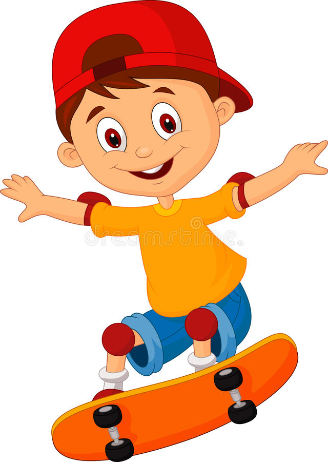Cartoon pictures of boys