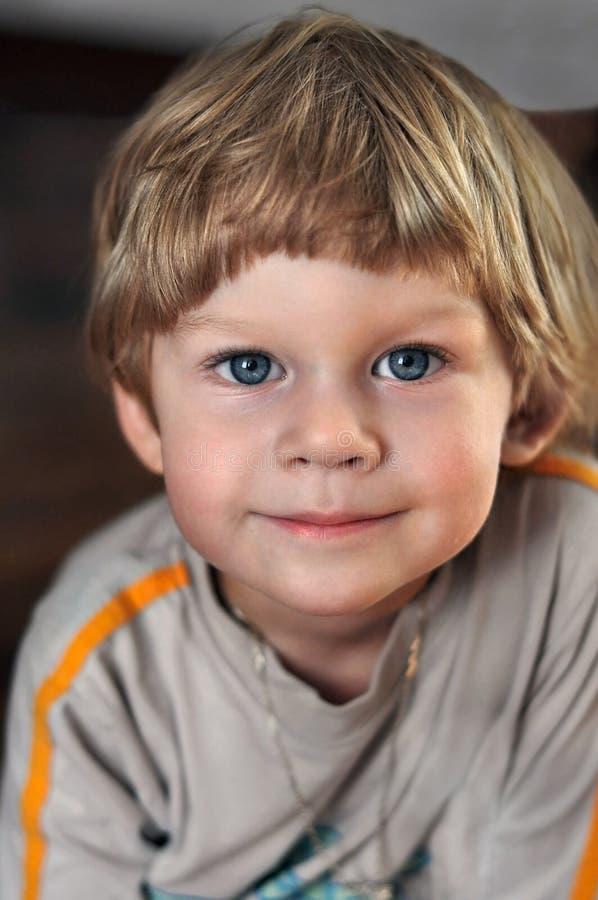 Children's eyes stock images