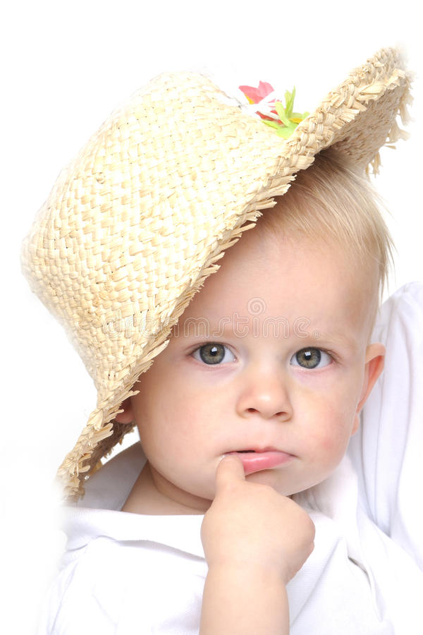 Download Little boy with expression stock image. Image of little - 22975515