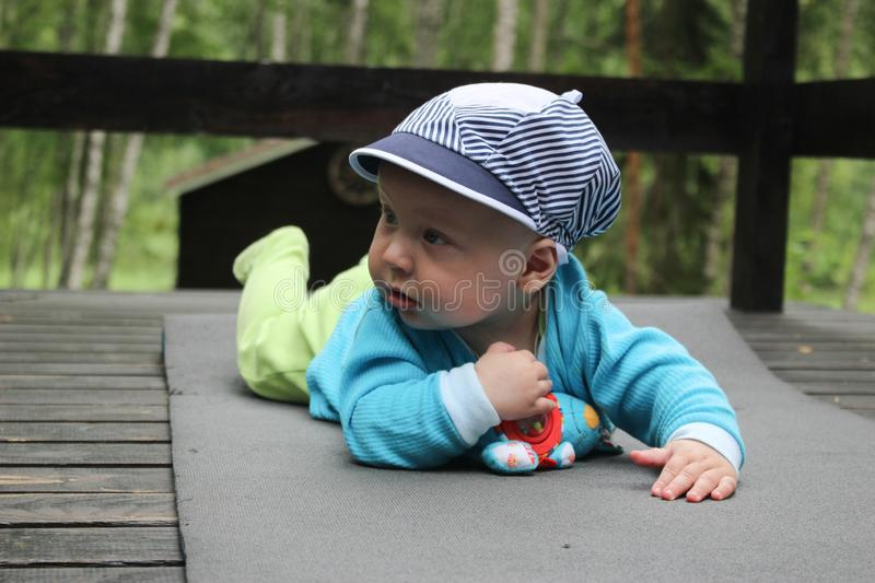 Little boy, happy little loved beautiful boy royalty free stock images