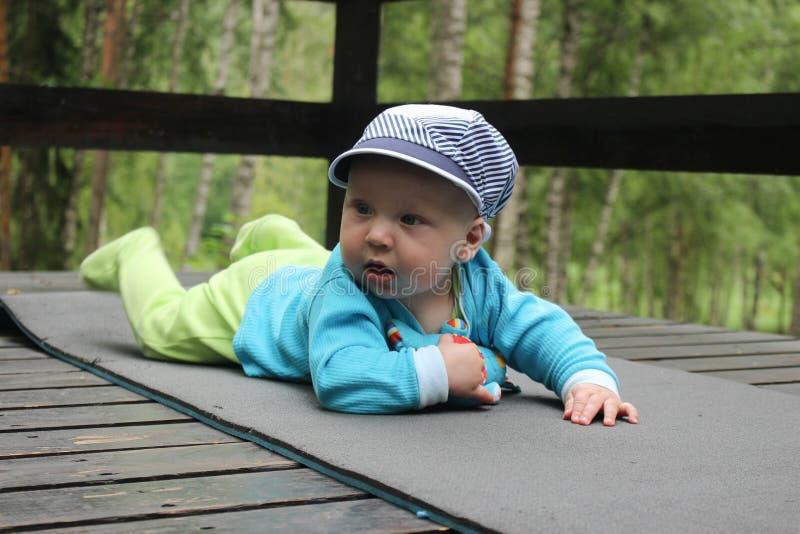 Little boy, happy little loved beautiful boy stock image