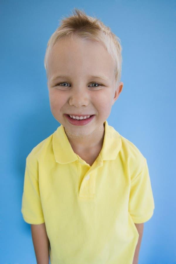 Little Boy heureux photographie stock libre de droits