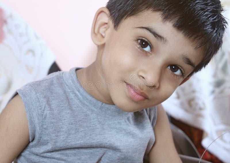 Download Little Boy indiano imagem de stock. Imagem de pouco, júnior - 26510221