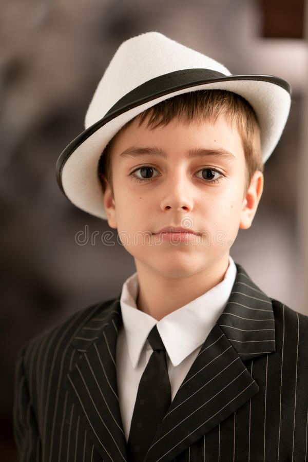 Download Little boy portrait stock image. Image of face, funny - 18000479