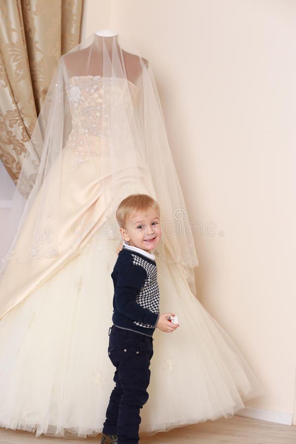 Little Boy Wedding Dress