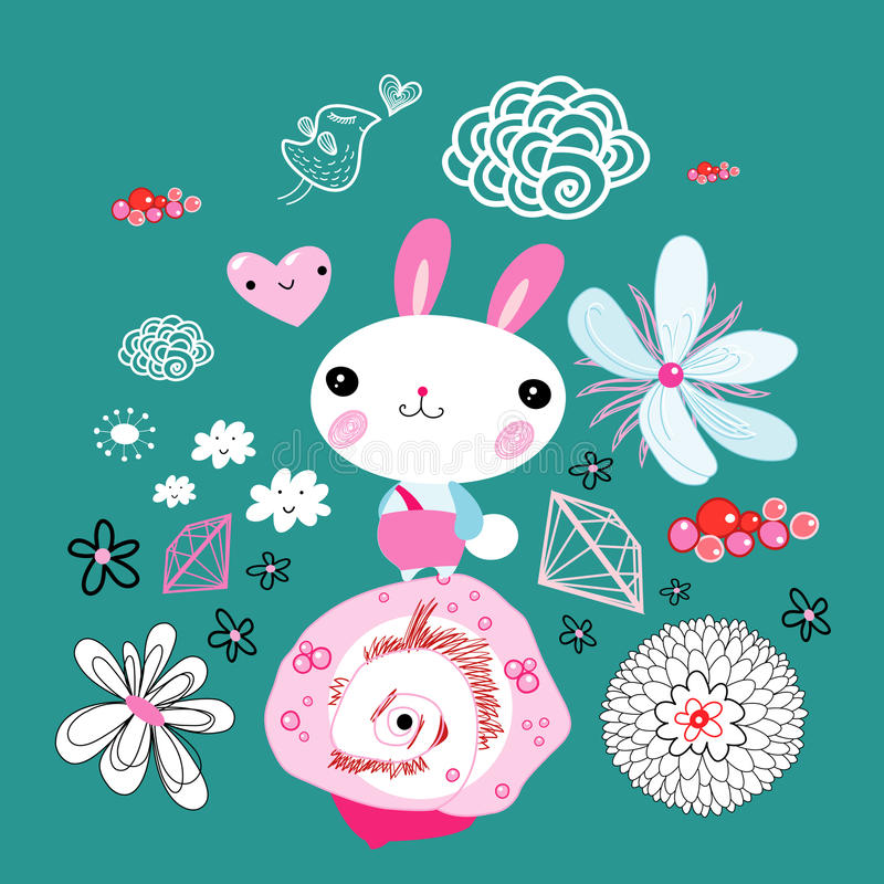 Download Little Bunny Stock Photography - Image: 24625642