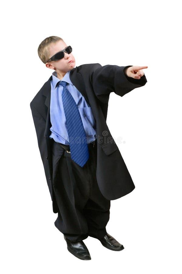 Free Little Businessman-2 Royalty Free Stock Photo - 2089715