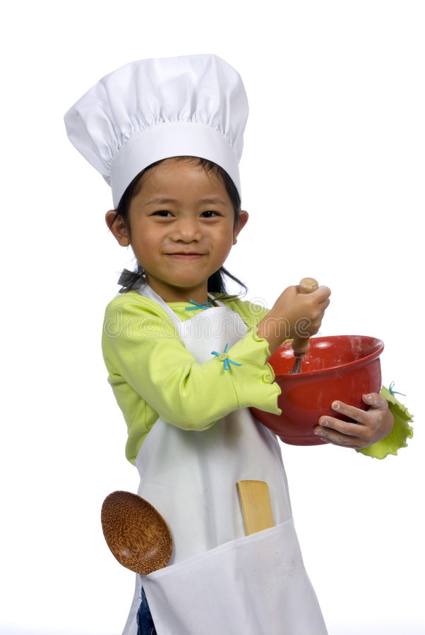 Little Chefs 003 royalty free stock image