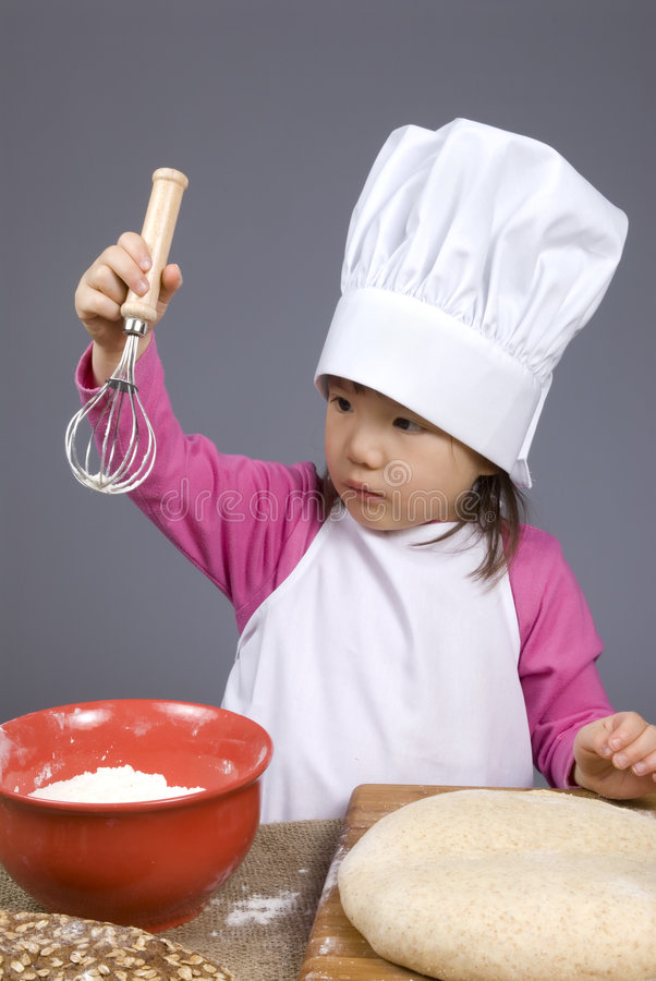 Little Chefs 013 royalty free stock photos