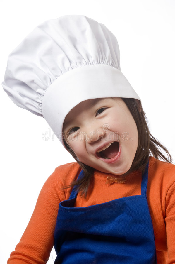 Little Chefs Stock Photography