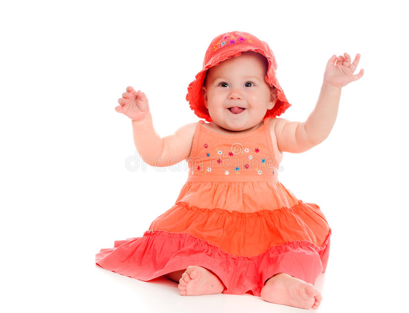 Little child stock photos