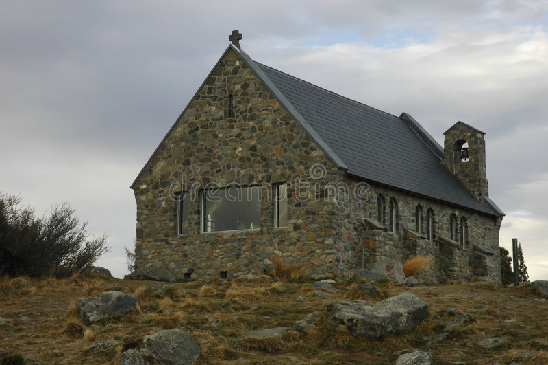 Download Little church stock image. Image of christian, small, landmark - 313123