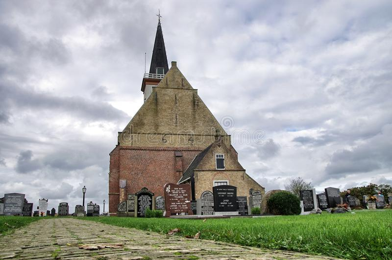 Small church royalty free stock photo