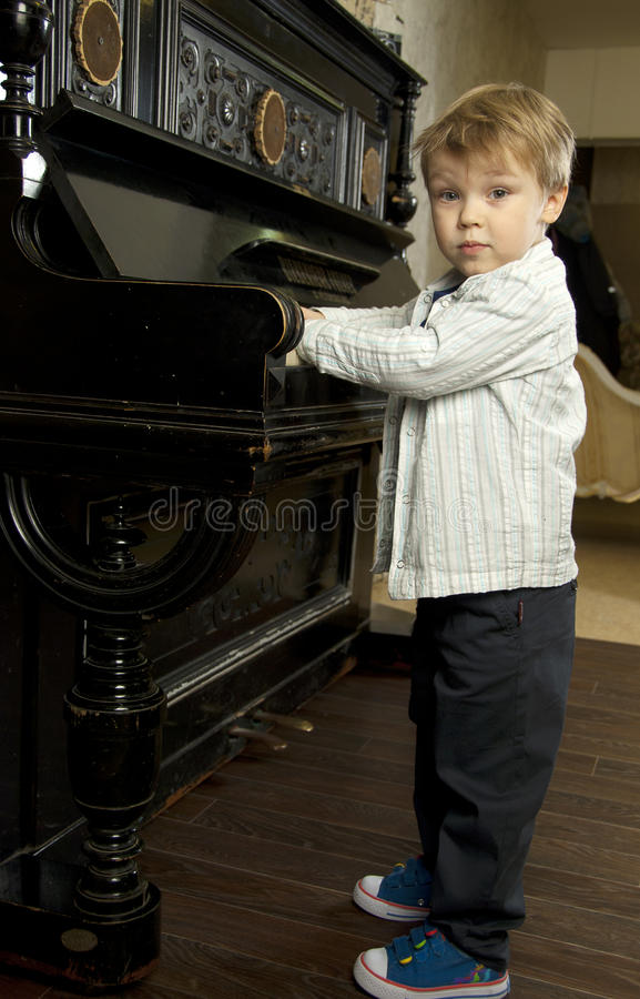 Little composer stock images